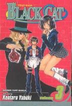 Black Cat TP VOL 03