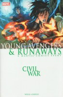 Civil War Young Avengers & Runaways TP ***USED COPY***