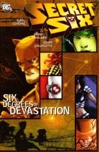 Secret Six Six Degrees of Devastation TP***USED COPY***