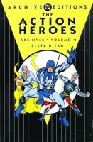 Action Heroes Archives HC VOL 02