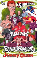 Amazing Transformations of Jimmy Olsen TP