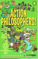 Action Philosophers TP VOL 03 Giant Sized Thing