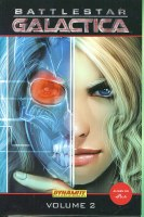 Battlestar Galactica HC VOL 02 (C: 0-0-2)