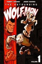 Astounding Wolf Man TP VOL 01 (May082180)