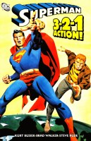 Superman 3 2 1 Action TP ***USED COPY***