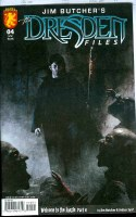 Jim Butchers Dresden Files #4 (of 4) Welcome To the Jungle