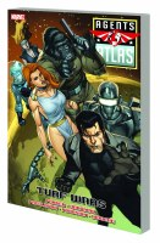 Agents of Atlas TP Turf Wars