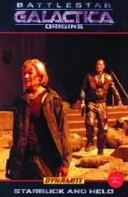 Battlestar Galactica Origins Starbuck & Helo TP (C: 0-1-2)