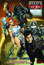 Agents of Atlas Turf Wars Prem HC