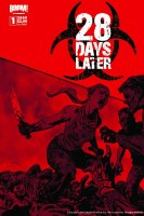 28 Days Later #1 2nd Ptg (Pp #885)