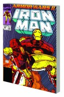 Iron Man Armor Wars Ii TP***USED COPY***