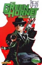 Green Hornet Parallel Lives TP