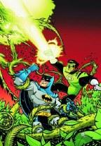 Batman Brave and the Bold Emerald Knight TP