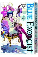Blue Exorcist GN VOL 04 (Jul111281)