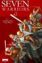 7 Warriors #2 (of 3) (Mr)