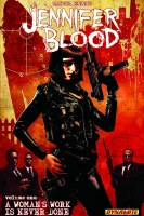 Garth Ennis Jennifer Blood TP VOL 01 (Mr) (C: 0-1-2)