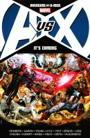 Avengers Vs X-Men Its Coming TP ***USED COPY***