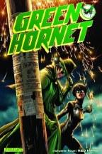 Green Hornet TP VOL 04 Red Hand (C: 0-1-2)