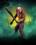 Batman Arkham City Ser 3 Clown Thug W Bat Af (Net)