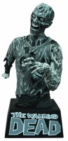 Walking Dead Bust Bank Zombie B&W
