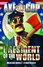Axe Cop TP VOL 04 President World (C: 0-1-2)