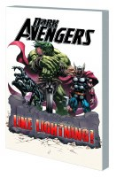 Avengers Dark TP Justice Like Lightning