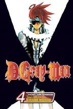 D Gray Man GN VOL 04 (Curr Ptg)