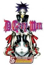 D Gray Man GN VOL 05 Curr Ptg