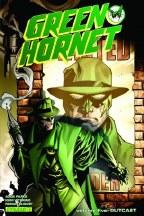 Green Hornet TP VOL 05 Outcast (C: 0-1-2)