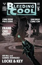 Bleeding Cool Magazine #5 (Mr)