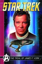 Star Trek Comics Classics TP VOL 03 Trial of James T Kirk (C