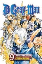 D Gray Man GN VOL 09 (Curr Ptg)