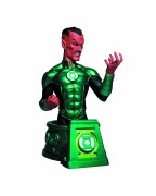 Blackest Night Sinestro As Green Lantern Bust