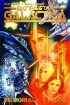 Battlestar Galactica TP VOL 01 Memorial (C: 0-1-2)