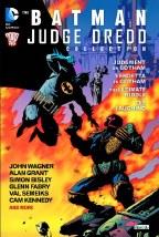 Batman Judge Dredd TP