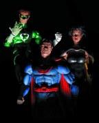 DC Comics Super Villains Power Ring Af