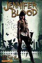 Jennifer Blood TP VOL 04 Trial of Jennifer Blood (Mr) (C: 0-