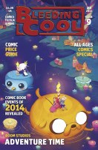 Bleeding Cool Magazine #9 (Mr) (C: 0-1-2)