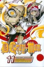 D Gray Man GN VOL 11 (Curr Ptg)