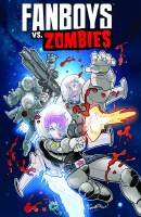 Fanboys Vs Zombies TP VOL 04 (C: 0-1-2)