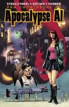 Apocalypse Al #3 (of 4) Cvr B Olivetti (Mr)