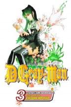 D Gray Man GN (Curr Ptg) VOL 03