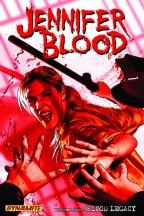Jennifer Blood TP VOL 05 Blood Legacy (Mr)