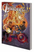 All New Invaders TP VOL 01 Gods and Soldiers ***USED COPY***