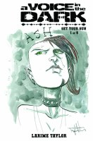 Voice In the Dark Get Your Gun #1 (of 5) Cvr B Templesmith