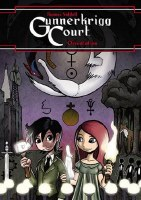 Gunnerkrigg Court TP VOL 01 Orientation (Dec141203)