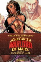 John Carter Warlord TP VOL 01 Invaders of Mars (Mr) (C: 0-1-