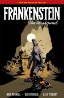 Frankenstein Underground TP***USED COPY***