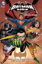 Batman & Robin TP VOL 07 Robin Rises