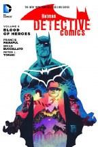 Batman Detective Comics TP VOL 08 Blood of Heroes